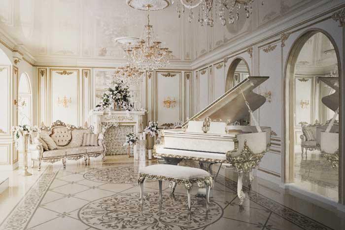 زیباترین دکوراسیون خانه