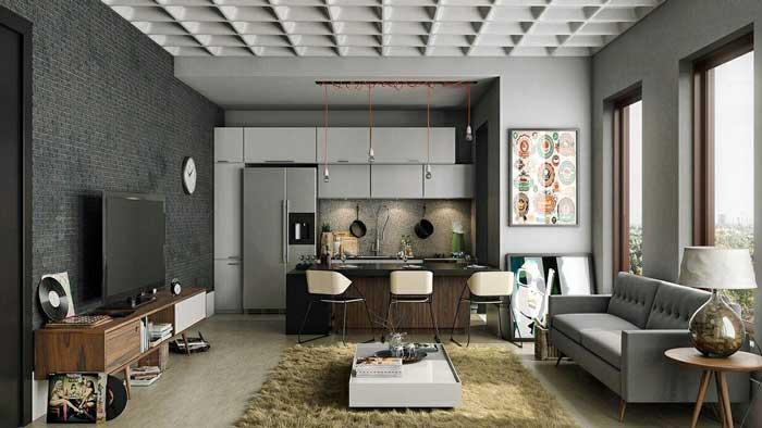 طراحی دکوراسیون خانه